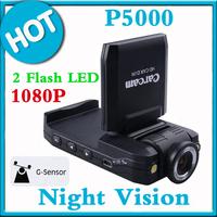 Car DVR recorder ,2.0 inch car black box 1280 x 960 video resolution carcam P5000 wholesale freeshipping