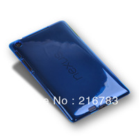 2013 Newest Product! High Quality Plastic Crystal Waterproof Case for Google Nexus 7 2 II 2nd Generation 2013 Free Shipping