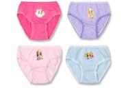 Lili cat autumn child panties 100% cotton female child panties baby triangle panties child panties multicolor