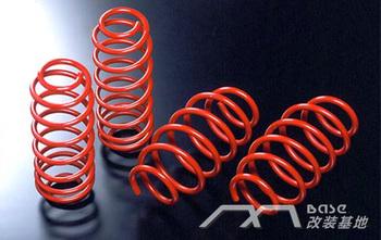 Mazda 2 autoexe sports short spring mazda2 demio shock absorption shock absorbers