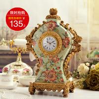Desk clock fashion desk clock classical vintage clock kapok derlook technology clock