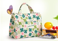Multiple patterns preservation temperature lunch bag,cooler bag,picnic bag,free shipping