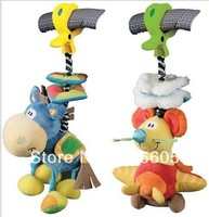 Free shipping Baby bed bell toy,Bed to hang the bell,baby rattles , baby toys 1pcs