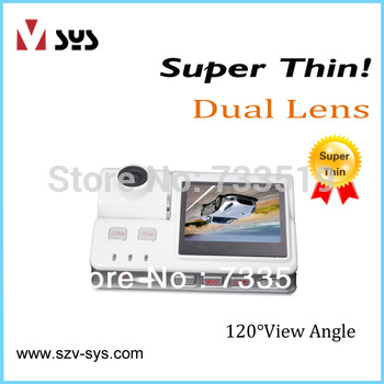 High Quality Car DVR China Supplier for police car dvr