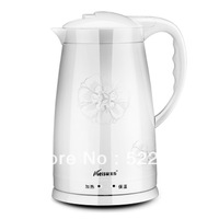 2013 electric heating kettle electrical insulation anti-hot 1.8l stainless steel free shipping