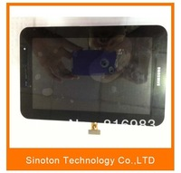 Original replacement lcd display touch digitizer for Samsung Galaxy Tab P6200 P6210