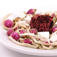 Lose Weight Tea Breast enlargement tea combination flower tea papaya silk kudzu d rosemary rose Free shipping