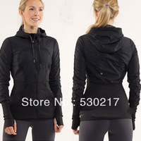 New-2013 Lululemon Dance Studio Jacket,High Quality Lulu lemon Yoga Jacket/Sweater/Coat for Female, Size: 4-12,Free Shipping