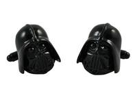 Men`s Boy Wedding Party Gift Star War Darth Vader Fashion Cufflinks
