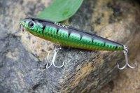 (3 peace/lot ) 100mm 16g hard plastic artificial bait pencil fishing lure