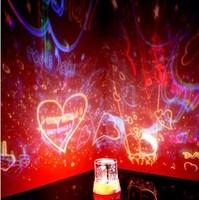 Romantic starry sky projection lamp projector star light mantianxing lamp light sleep male female birthday gift