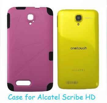 New! Free ship! for ALCATEL Scribe HD OT8008D case Cover
