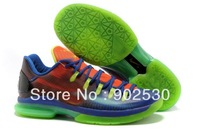 New Free Shipping Hot Sale New  DLT-5 7 color Men's Athletic Basketball Shoes Cheetah Violet Pop Volt Fashion