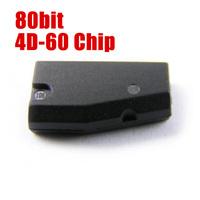 2013 Newest  80 Bit 4D-60 4D60 Transponder Chip for Car Keys FREE SHIPPING