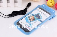 """New items Magic stick design Universal Cell Phone Durable Waterproof Bag water proof for N7100 5.5"""" phone With Retail Free"""