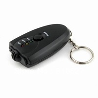 Free shipping New Alcohol Breath Tester Breathalyzer with Flashlight