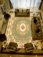 Fashion carpet handmade flower carpet quality wool carpet living room carpet