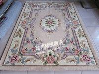 Water wash wool carpet camel pure wool living room coffee table carpet bedroom carpet y-19