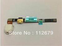 Headphone Audio Flex Ribbon Cable for iPad mini Black & White color Free shipping