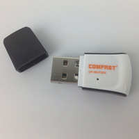 Wifi USB Adapter Free shipping newest Mini USB WiFi 150Mbps Wireless Adapter 150M LAN Card 802.11n/g/b Comfast CF-WU720N