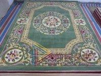 Quality handmade wool carpet coffee table sofa customize carpet 1
