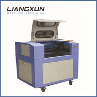 laser engraver bamboo words co2 machine LX640
