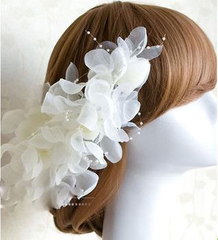 Free Shipping!Handmade hair accessories/bridal hair wear/ wedding Hair ornament/hairpin/hairbows ,SW140