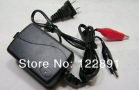HOT Sale! 12V 1250MA Sealed Lead Acid Rechargeable Battery Charger UPS Motorcycle New  Free shipping