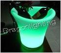 RGB remote control PE luminous furniture RGB LED ice bucket
