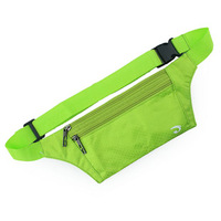 Outdoor waist pack sports casual hiking waist pack anti-theft bag small