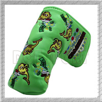 New 2011 LAS VEGAS DANCING WHALES putter cover golf headcovers DCT SPORT