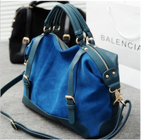 Bags Spring Bag Nubuck Leather Women'sHandbag Shoulder Bag