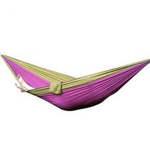 popular nylon hammock