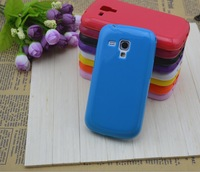 100pcs/lot Protective TPU Phone Case Cover for Samsung Galaxy S7562 and S7560 Free shipping DHL Fedex