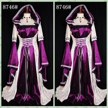 Gown Costume Purple Princess
