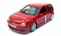 Brand New Maisto 1:24 Scale Volkswagen Golf R32 Diecast Model Car In Stock