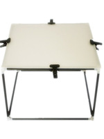Quick / Easy Shooting table Kit 60 cm / 24 inches reflection + forsted PVC shooting board