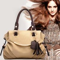 new arrival 2013 fashion honourable elegant tassel handbags  shoulder bag hobo handbags bolsa free shipping
