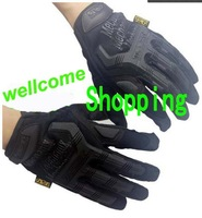 Mechanix M-Pact Military Tactical Airsoft Glove Racing Hunting Cycling Motorbike Bicycle Bike Full Finger Gloves S M L XL