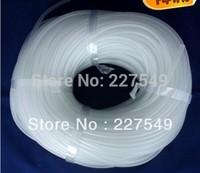 Aquarium trachea hose increases oxygen pump silicone tube pump transparent soft adornment tracheal tube 4 * 6 mm
