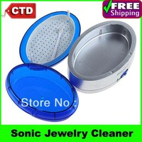 Ultrasonic Energy Wave Cleaner for Jewelry & Eye Glasses Cleaning