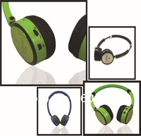 K-893 Soft Headband Wireless Bluetooth Stereo Wifi Headset Headphone Earphone wholesale free shipping #160851