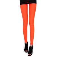 2013 spring and autumn new arrival women's ankle length candy color neon Leggings/Pants,Free Shipping