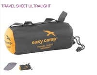 Easy camping & hiking camp sleeping bag outdoor liner ultra-light polyester cotton small travel