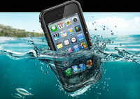 free shipping hot selling new waterproof dustproof drop case phone  case bags diving beach