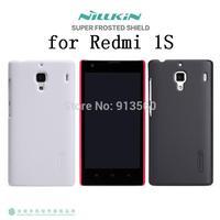 20pcs Nillkin case for  Xiaomi  Redmi 1S (  Redmi )  Frosted shield cases + 20pcs screen protector +Retail box  Free ship