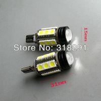 10pcs/lot New T15 194 168 W5W 5050 15SMD+ 1.5W COB Led Canbus 15 Leds Free CAR LIGHTS Free Shipping