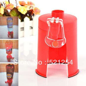 Free Shipping Fizz Saver 2nd Generation Soft Drink Dispenser Water Fountain 2pcs/lot