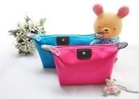 brief cosmetic bag exquisite waterproof folding storage bag cosmetic bag