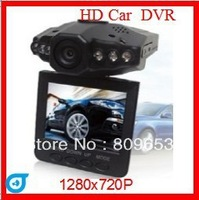 "Car Recorder HD DVR 2.5"" Color TFT LCD 120 degree angle w/ 6 IR LED Night vision 10pcs/lot"